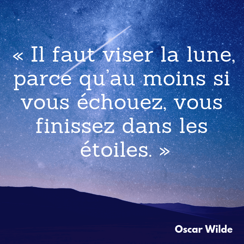 Citation Oscar Wilde FR